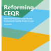 Reforming-CEQR-cover-page